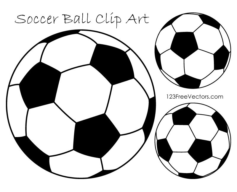 800x650 Soccer Ball Clipart Black And White 123freevectors