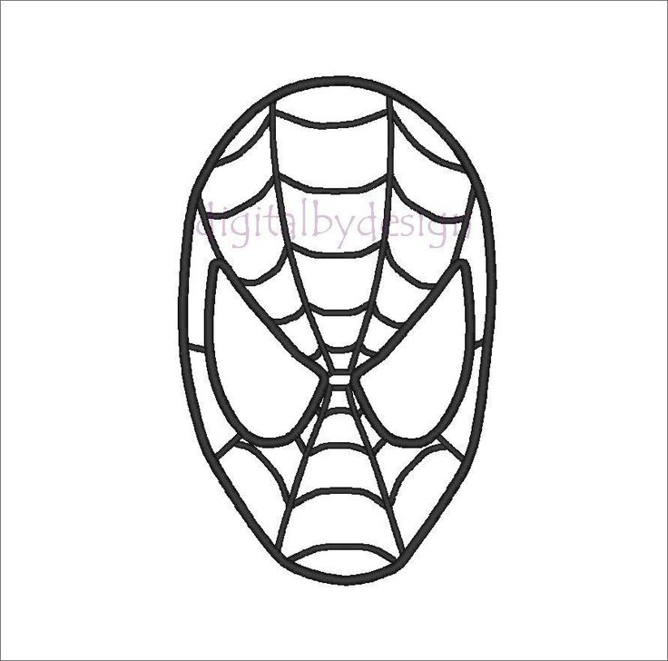 736x728 Spiderman Clipart Template