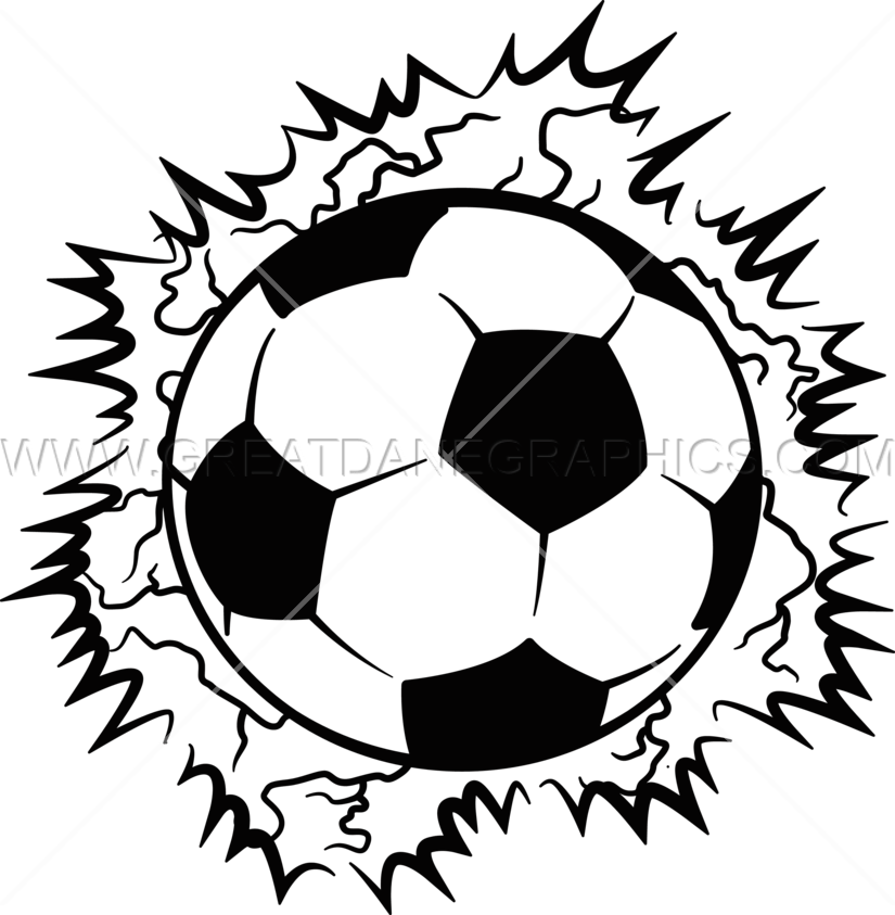 soccer ball line drawing at getdrawings com free for personal use
