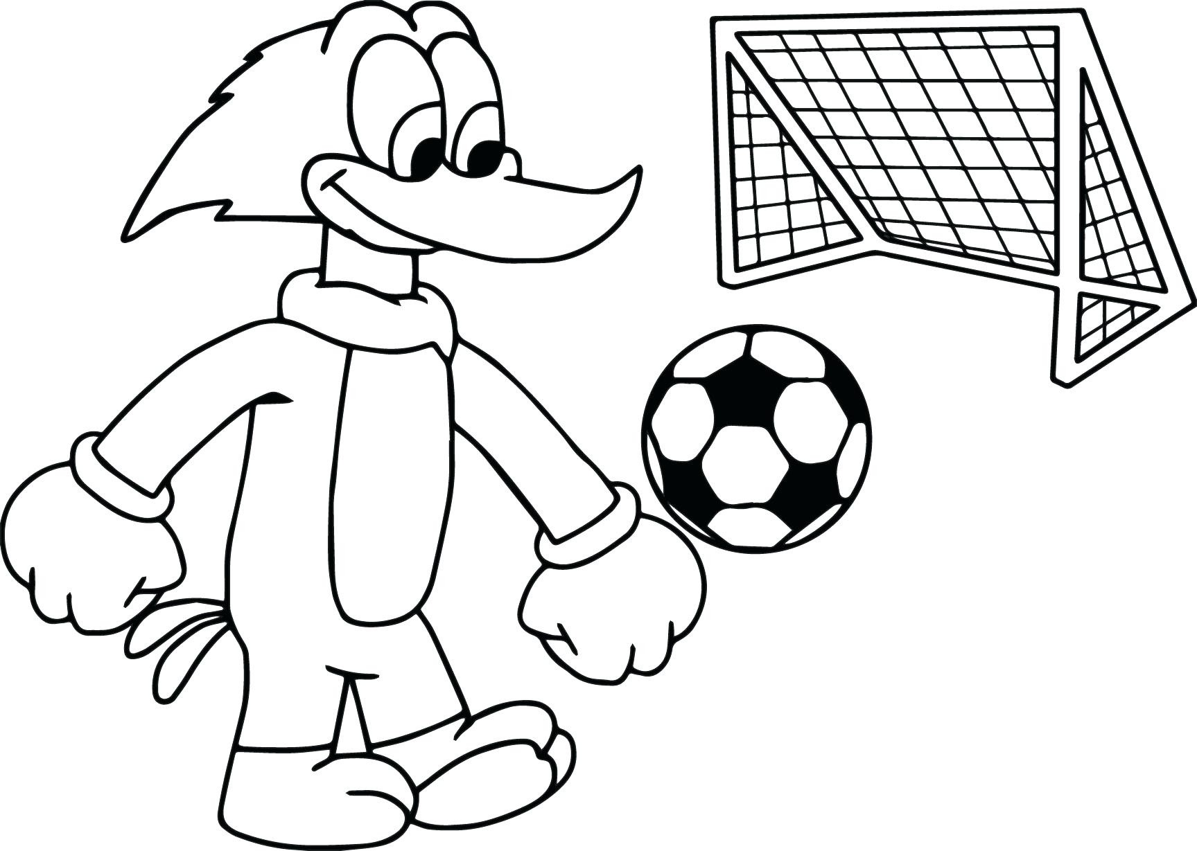 Soccer Drawing at GetDrawings.com | Free for personal use Soccer ...
