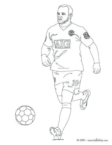 364x470 Football Player Coloring Page Draw Football Player Coloring Pages
