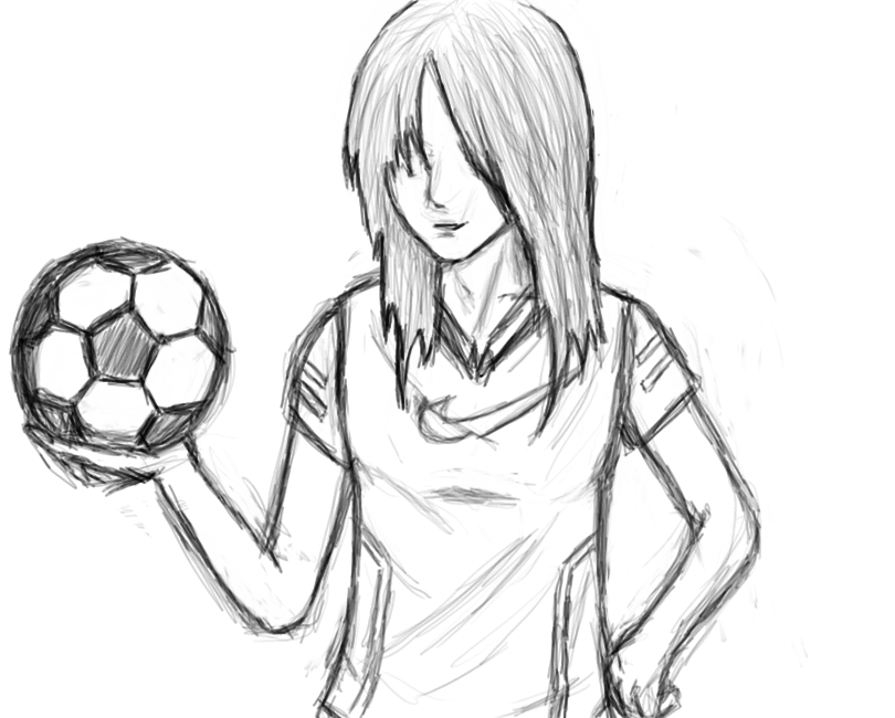 810x650 Soccer Girl By Lilsakari On Munchkin Mayhem