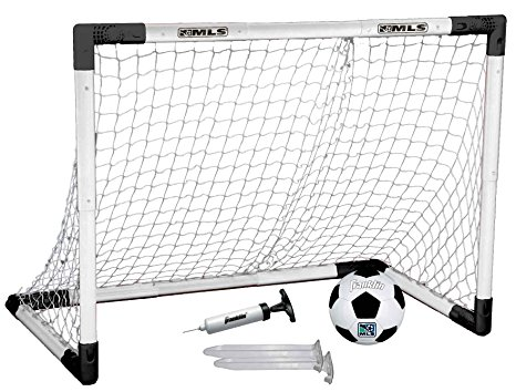 466x354 Franklin Sports Mls Insta Set Soccer Goal And Ball