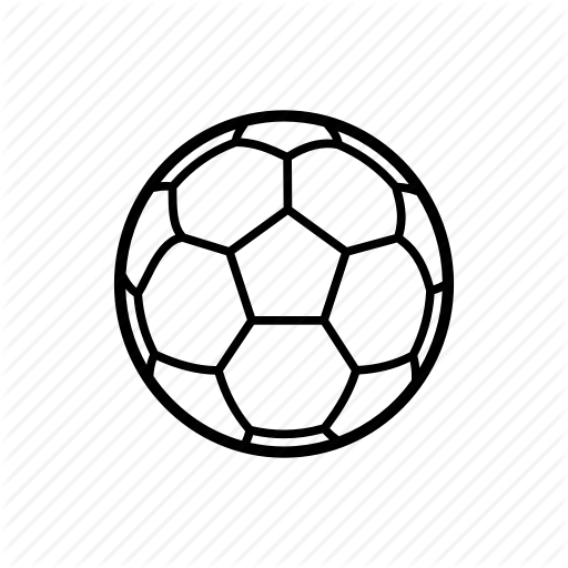 512x512 Ball, Football Soccer, Goal, Kick, Soccer Ball Icon Icon Search