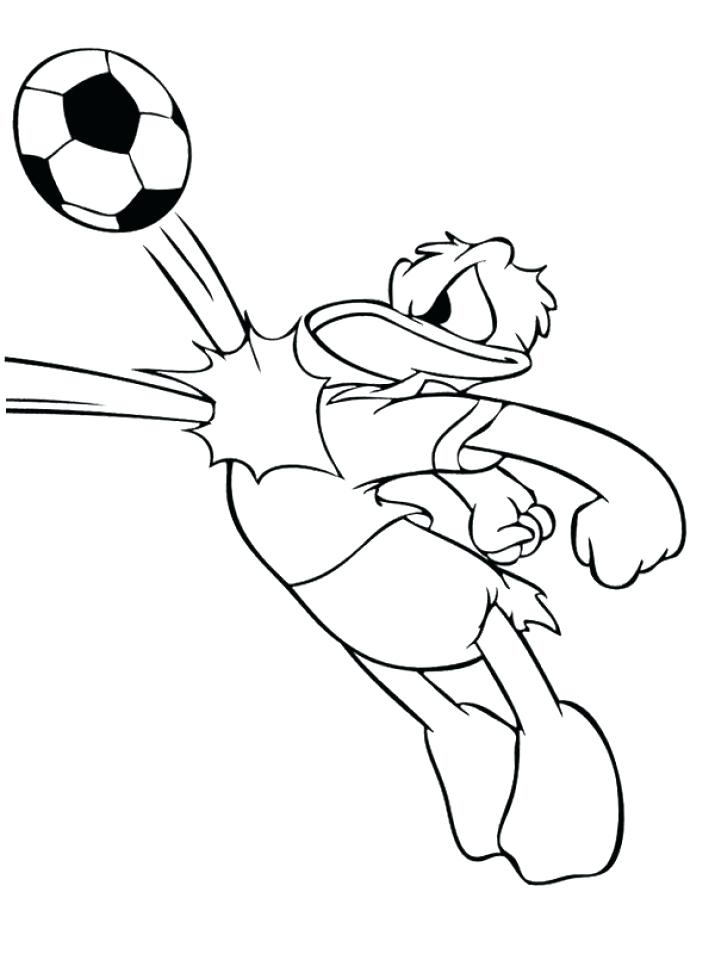 715x960 Soccer Coloring Pages Also Soccer Coloring Pages For Boys Soccer