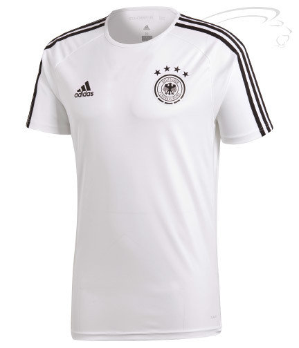432x504 Adidas Germany Home Fan Shirt Whitelack