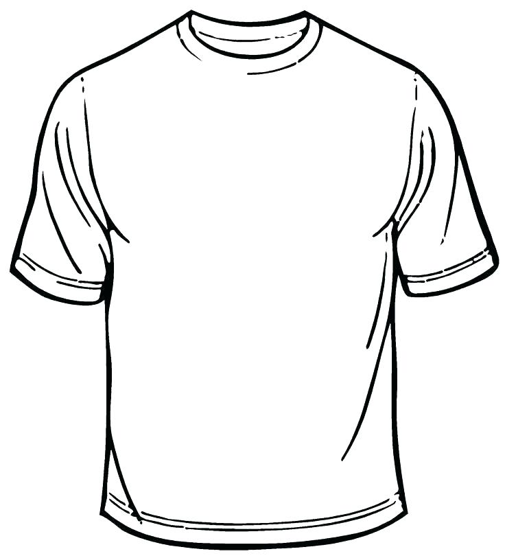 736x813 Shirt Coloring Pages Healthcaretips.site