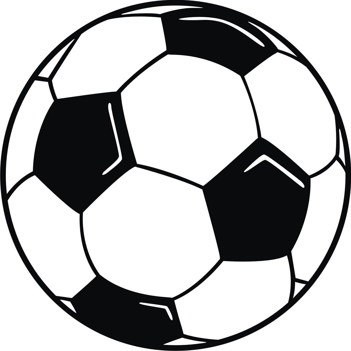 1219x1219 Clip Art Soccer Ball