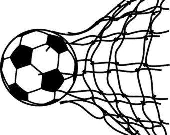 340x270 Lovely Soccer Net Clipart