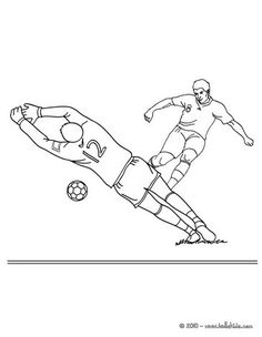 236x304 Soccer Players Are Usually Moving, So A Drawing Of A Soccer Player