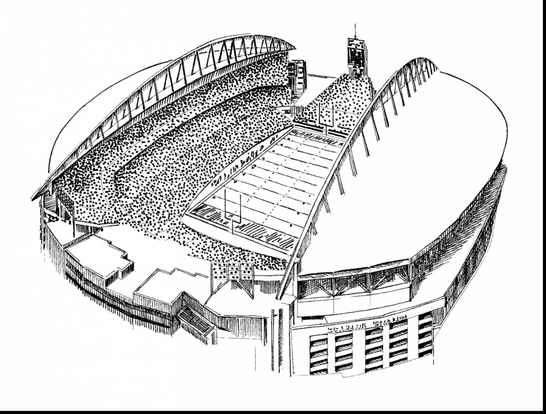 1760x1336 Stadium Coloring Pages Yankee Stadium Coloring Pages