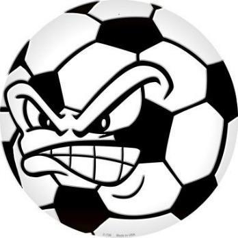 Soccerball Drawing