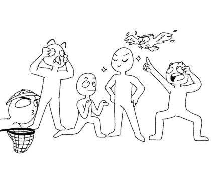 Social Drawing