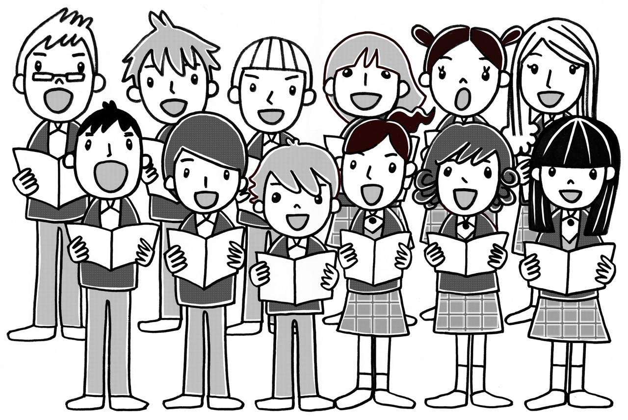 1280x857 Choral Singing Is Good For Your Health. Yes Really.