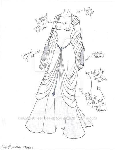 400x519 146 Best Dress Drawingssketches Images On Drawing