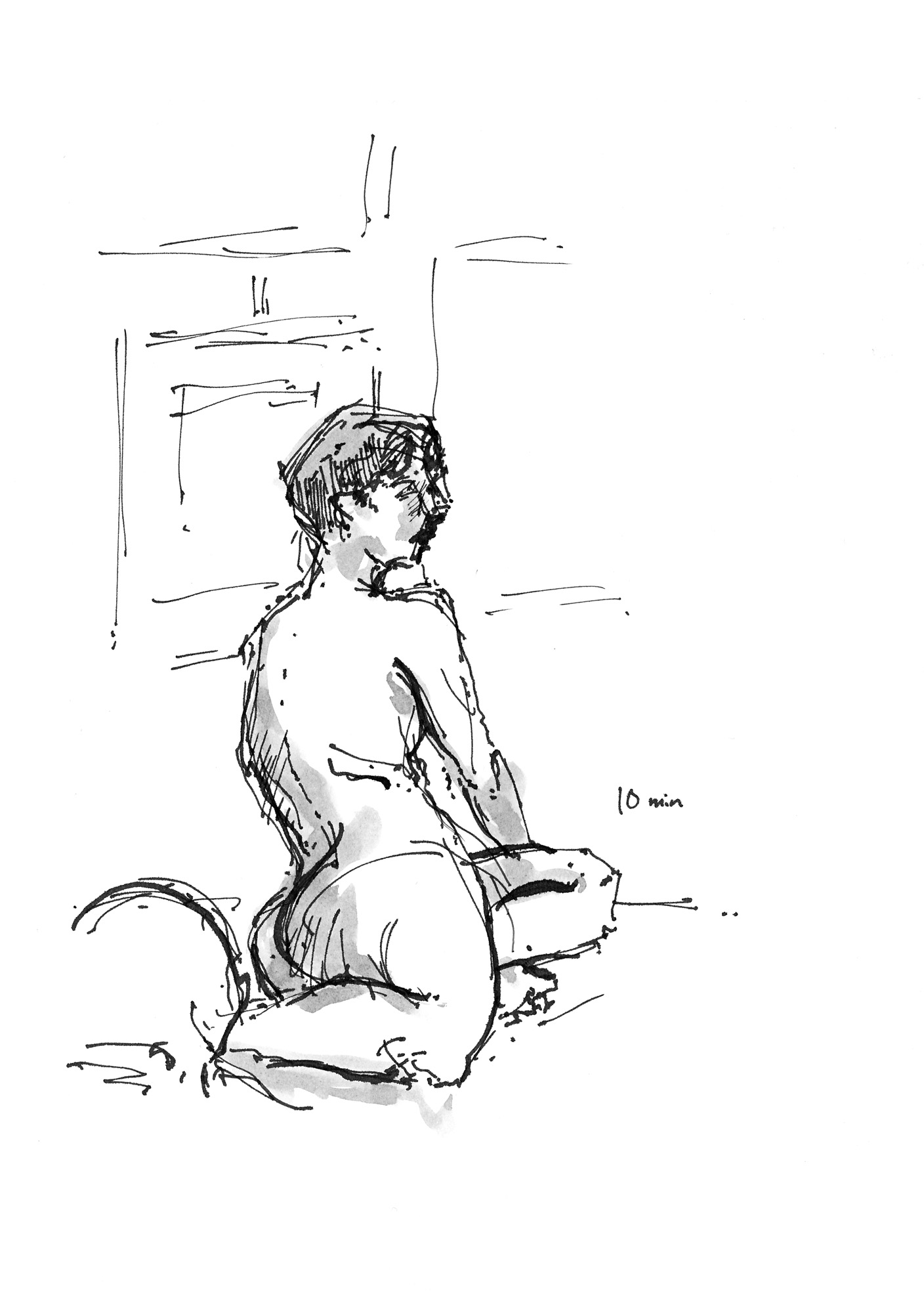 1408x2000 Serenali Life Drawing