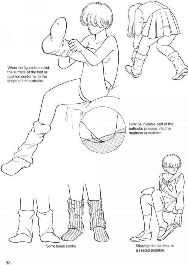 Dress Shoe Front Crease When Walking