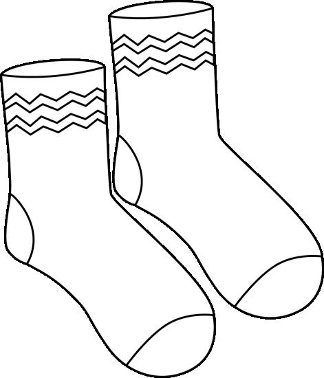 Socks Drawing