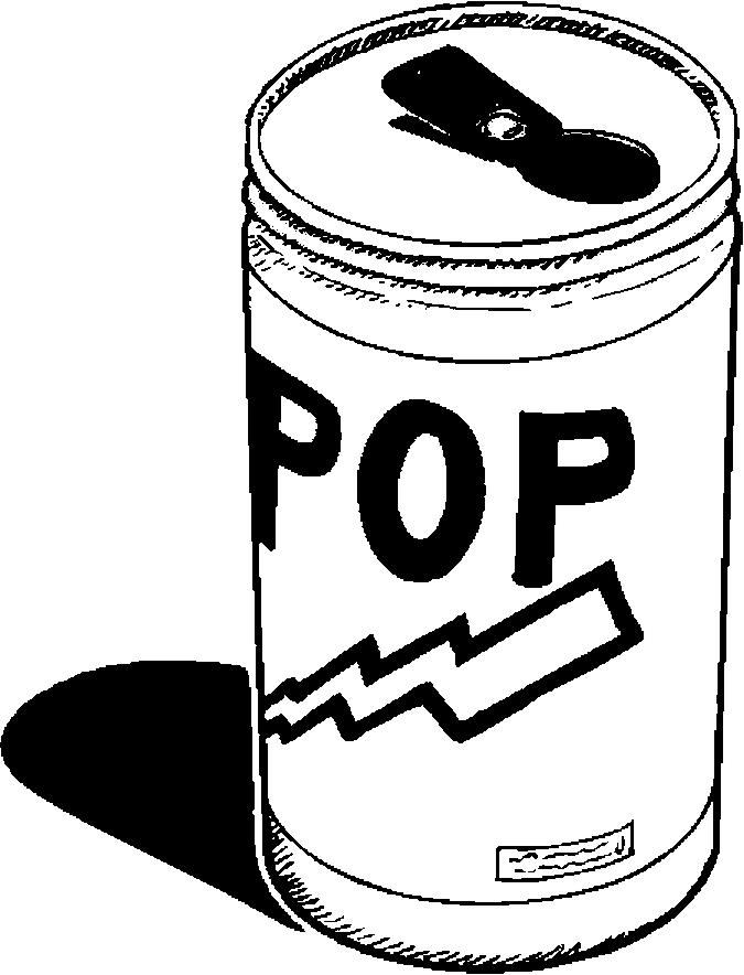675x884 Soda Bottle Coloring Page Plastic Pop Bottle Clip Art Outline