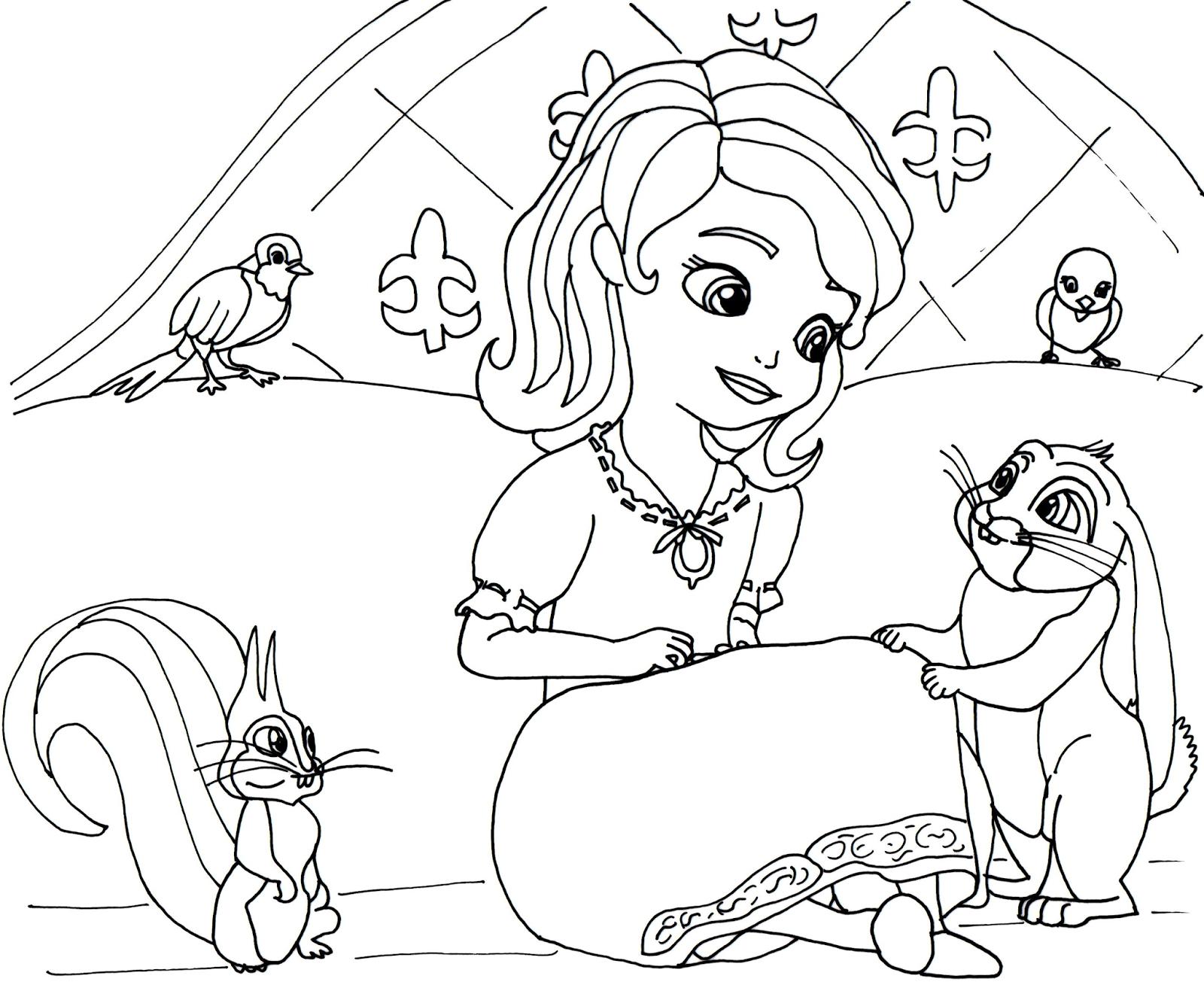 1600x1313 Sofia The First Drawing Princess Drawings Sofia How To Draw Sofia