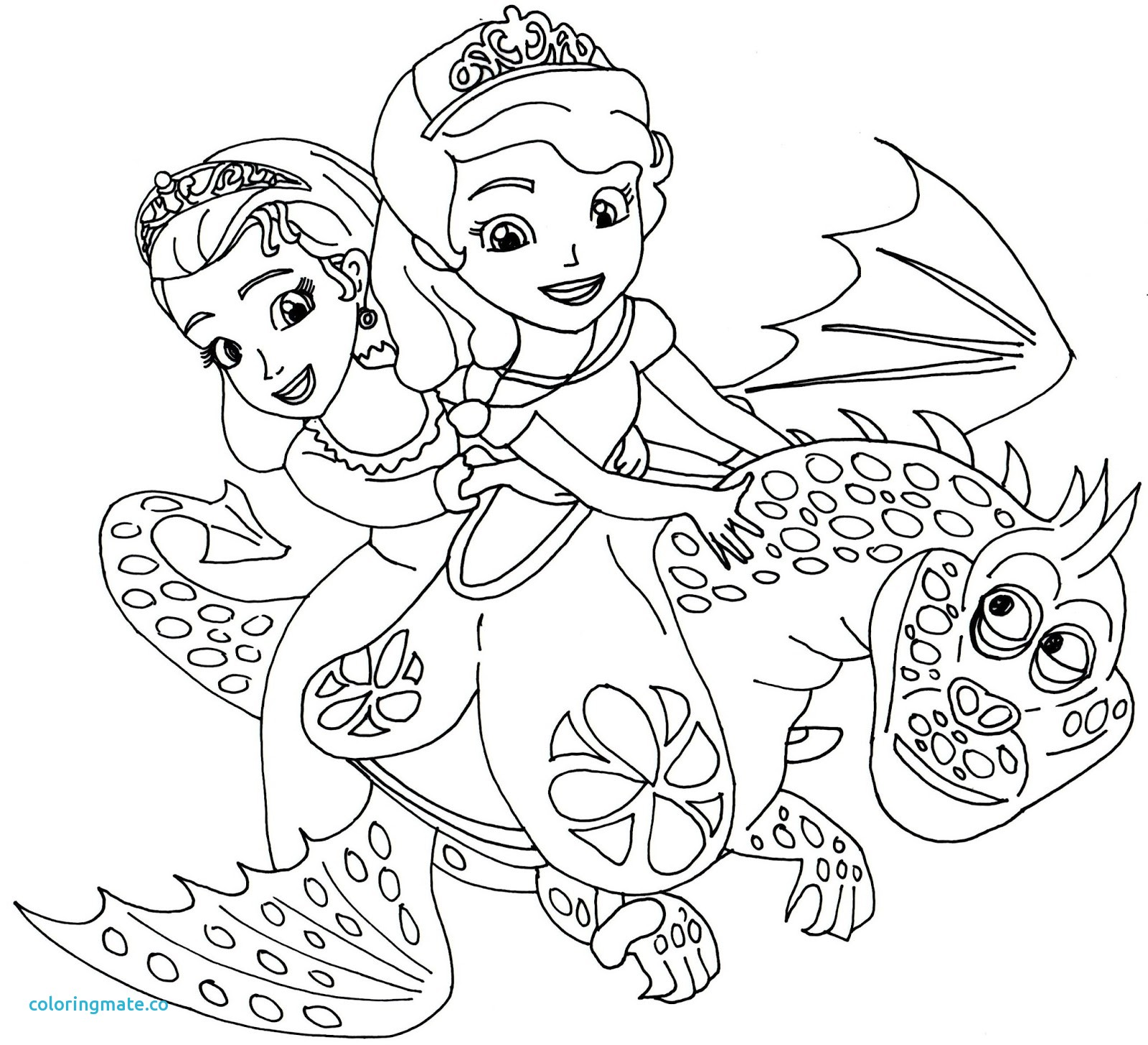 1600x1456 Sofia Coloring Pages New Sofia The First Coloring Pages Fotolip