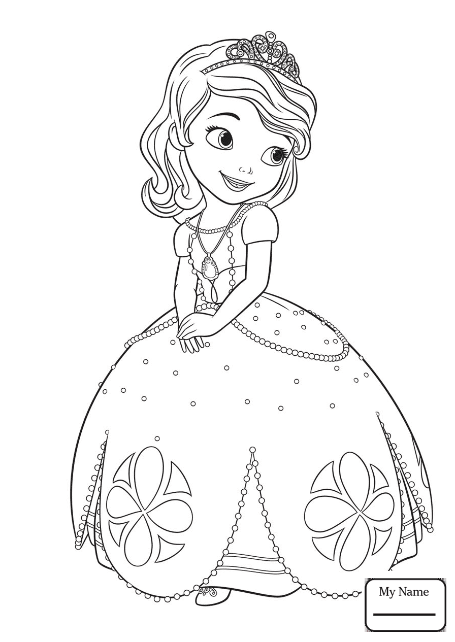 896x1265 Sofia The First Cartoons Mia The Bluebird Coloring Pages