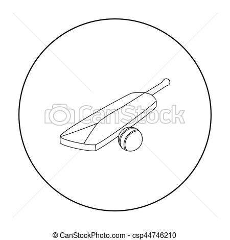 450x470 Bat And Ball Clipart Collection