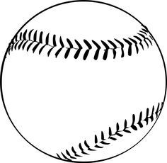 236x230 Free Printable Softball Silhouette Clip Art Download Clipart Best
