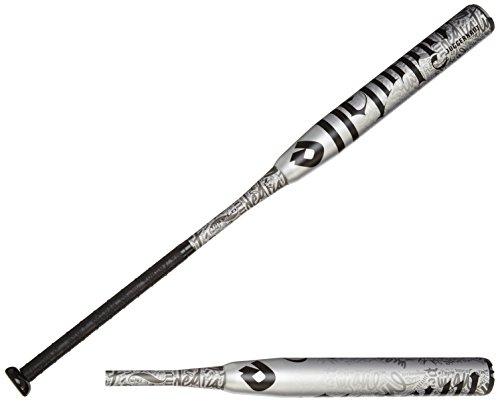 500x402 Demarini 2015 Juggy Asa Slowpitch Bat, Silverlack