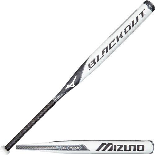 500x499 Mizuno Blackout Balanced Slowpitch Bat, Greylack