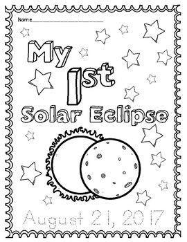 270x350 Solar Eclipse Freebie Solar Eclipse Activities