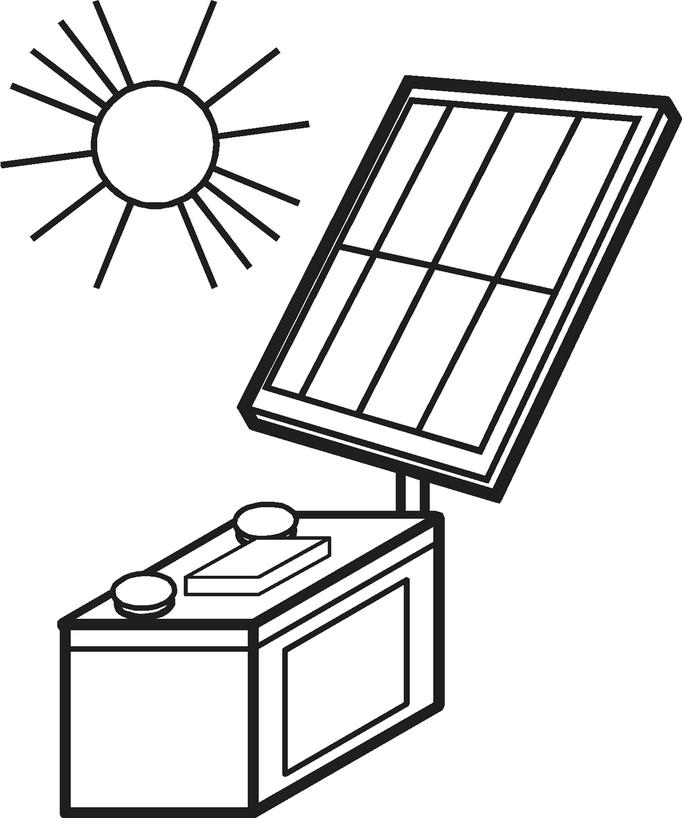 682x818 M149 Solar Charging Controller 12 Vdc, 6 10