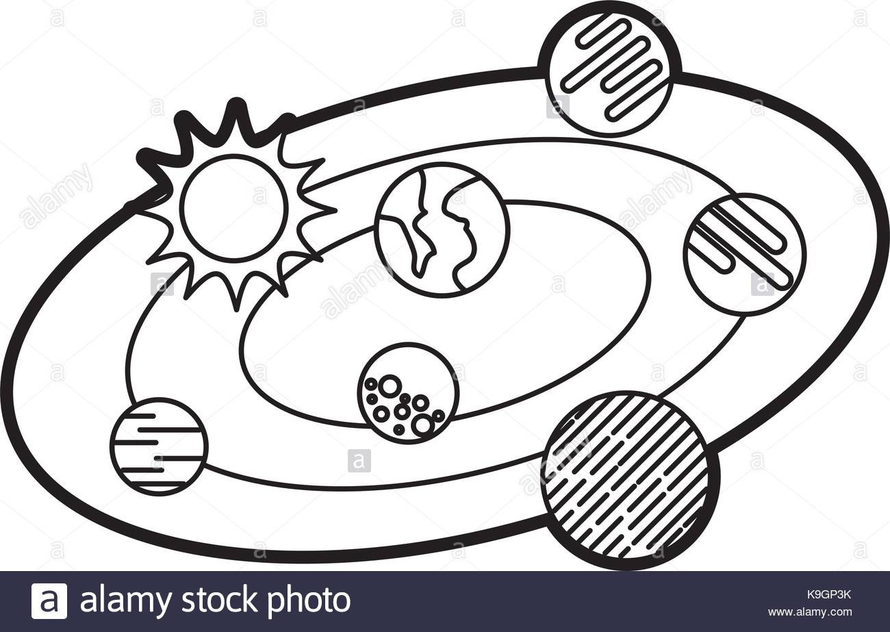 1300x923 Planets Solar System Pluto Stock Photos Amp Planets