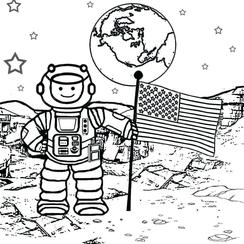 800x800 Coloring Pages Of The Solar System Free Solar System Coloring