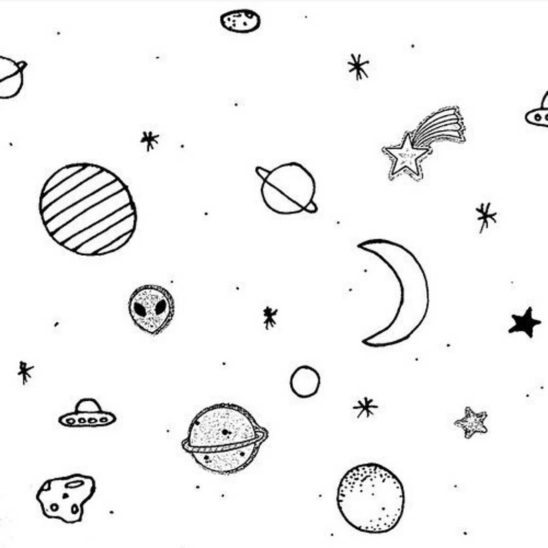 Solar System Drawing Tumblr At Getdrawings Free Download