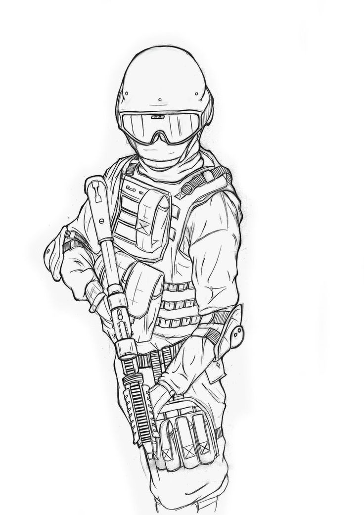 736x1041 How To Draw A Military Soldier How To Make A Lego Military Soldier