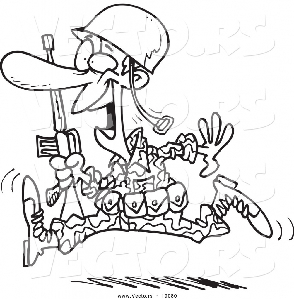 1004x1024 Cartoon Army Drawings Our Suggestions Picture For Cartoon Army