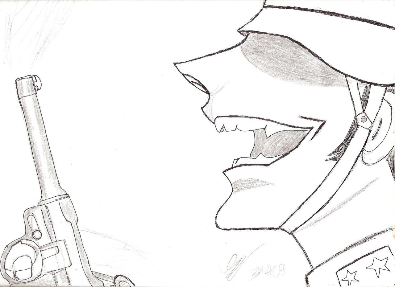 1280x931 Random Millenium Soldier Inked By Jinwylie