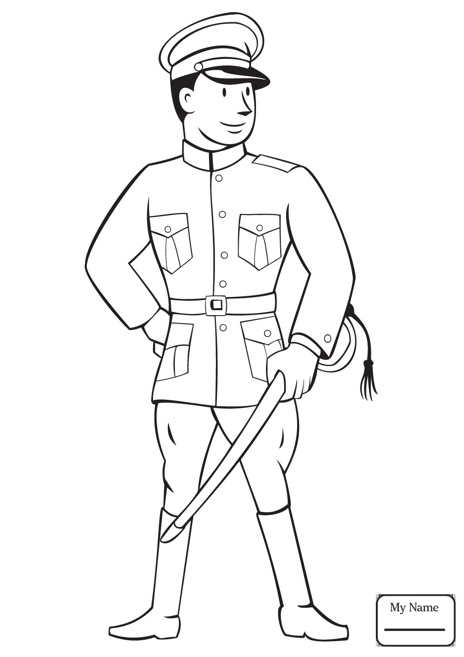 937x1326 Military Anzac Soldier Soldiers Coloring Pages For Kids