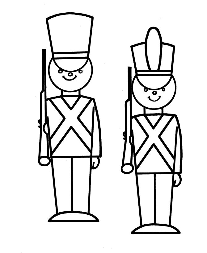 670x820 Drawn Soldier Toy Soldier