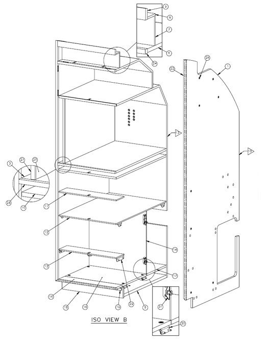 Solidworks Engineering Drawing At Getdrawingscom Free For