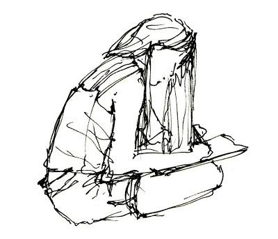 400x343 Personal Sketchbook Of Elizabeth Smith