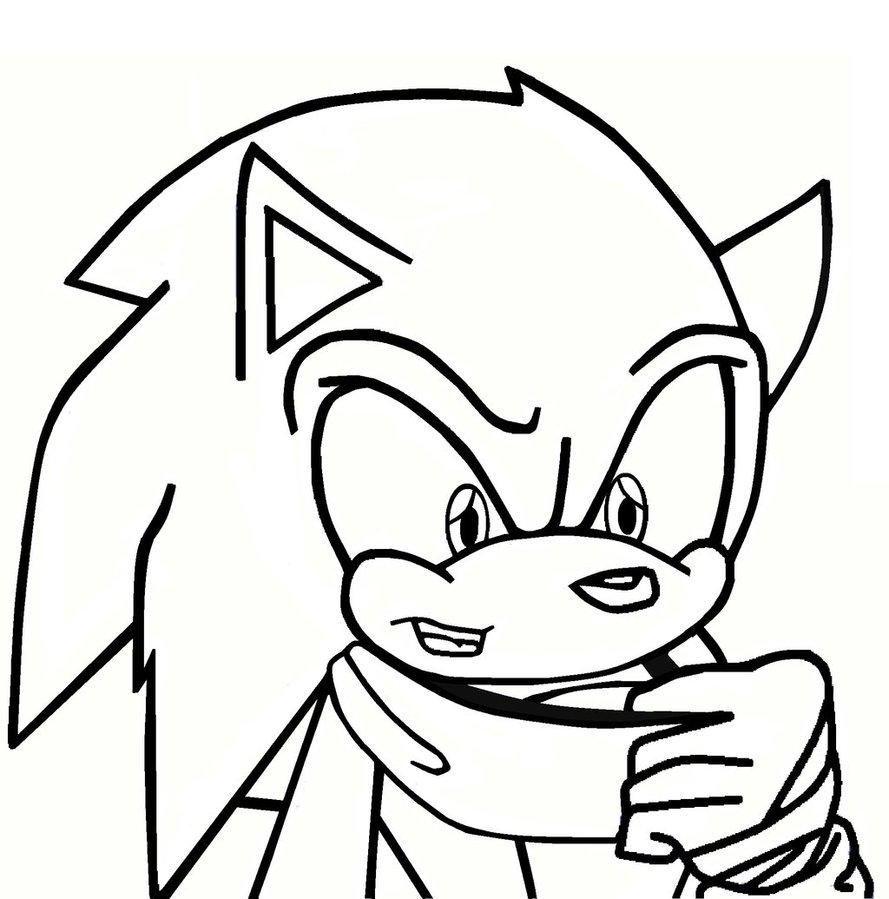 Ausgezeichnet Sonic The Hedgehog Ausmalbilder Zum Ausdrucken Fotos ...