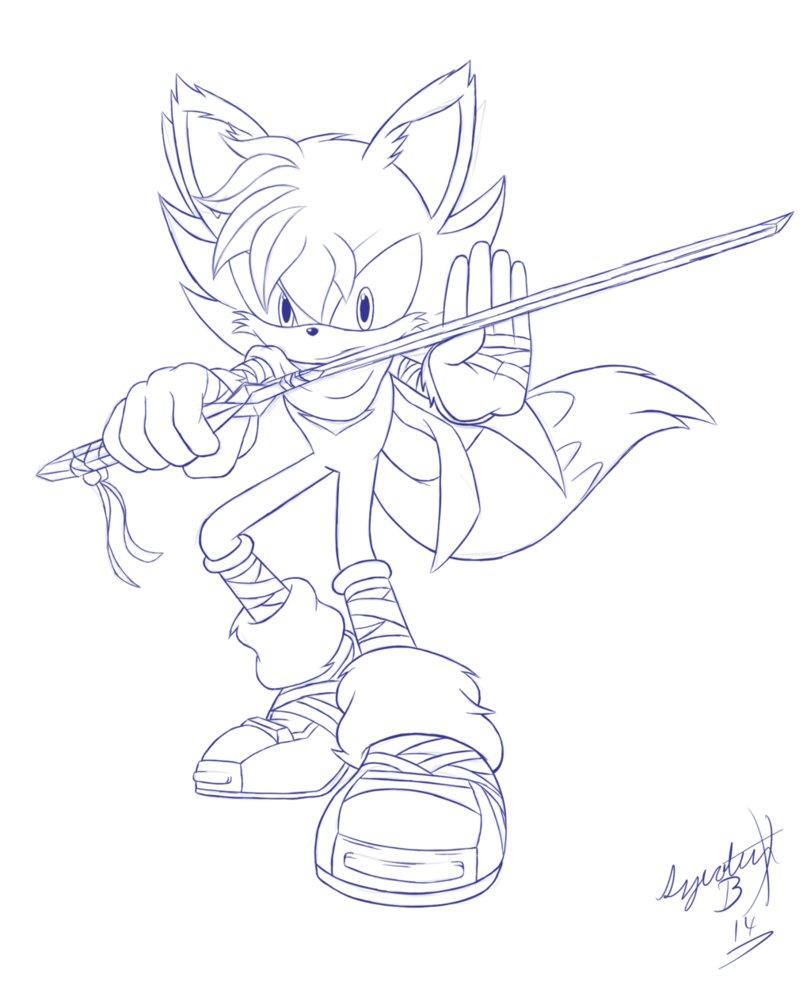 811x985 Sonic Boom Timber By Sycotei B