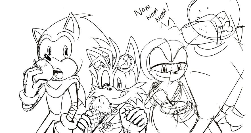 884x467 Sonic Boom Creative Challenge! (Win A Sketch!) By Darkspeeds