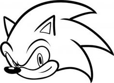 236x172 How To Draw Sonic The Hedgehog