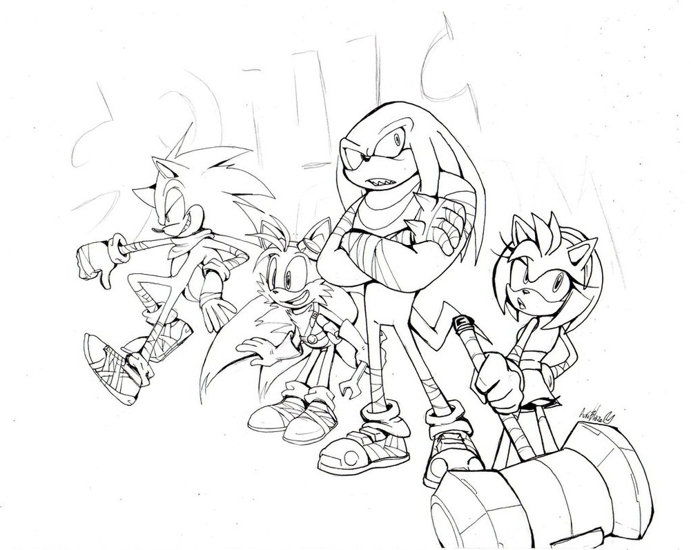 1001x797 Sonic Boom! Sonic Boom! Sonic Boom, Hedgehogs