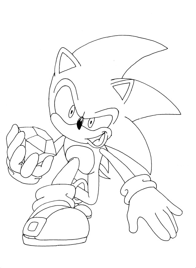Kleurplaten Mario En Sonic.Sonic Games Drawing At Getdrawings Com Free For Personal Use Sonic