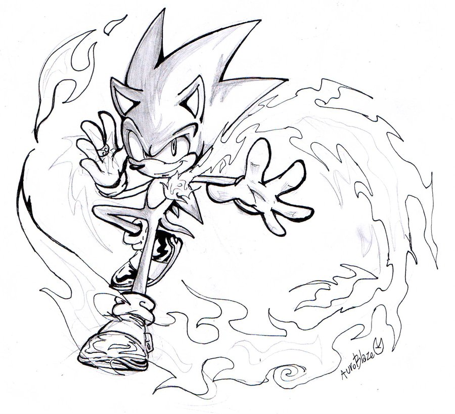 900x818 Sonic The Hedgehog Seven Rings In Hand, Speed Through Nights