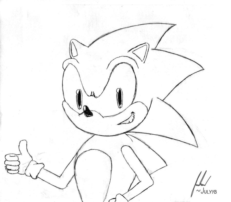 900x787 Sonic The Hedgehog